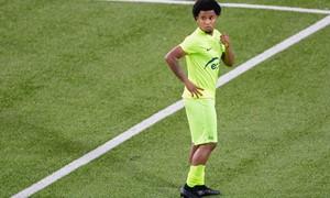 """A. Lezama: """"Džiaugiuosi galėdamas pažinti naują kultūrą, žmones ir kitokį futbolą"""""""