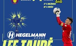"""""""Riteriai"""" – antrasis Hegelmann LFF taurės pusfinalio dalyvis"""
