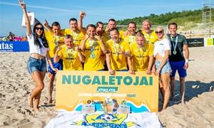 """Stiklita"" paplūdimio futbolo LFF taurės laimėtojas – Kauno ""Aleksotas"""