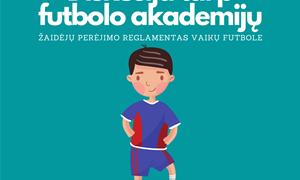 Vyko diskusija dėl žaidėjų perėjimo reglamento jaunimo futbole