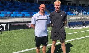 LSU studentai bus ruošiami pagal legendinio Lietuvos futbolininko sukurtą metodologiją