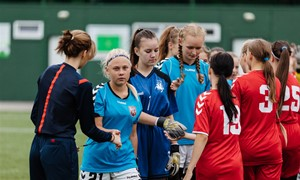 Moterų regioninė lyga Vilniuje prasidės šį šeštadienį
