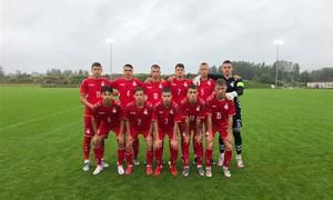Vaikinų U-17 rinktinė pergalingai startavo Baltijos taurės turnyre