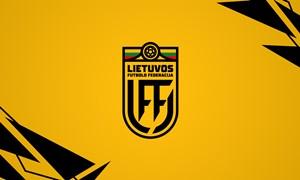 LFF pristatė atnaujintą logotipą