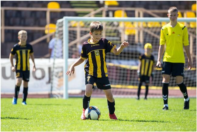 Šiaulių apskrities vaikų čempionate – net 41 komanda