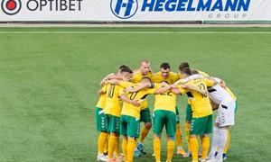 UEFA uždegė žalią šviesą sirgalių sugrįžimui į stadionus