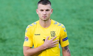 Oficialu: D. Kazlauskas keliasi į Ukrainą