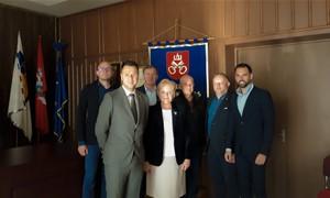 LFF ir LSPFA vadovai lankėsi Birštone
