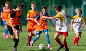Vilniuje atsinaujino futbolininkų atvirosios treniruotės