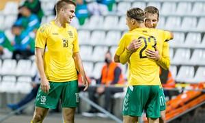 Puikų žaidimą demonstravusi Lietuvos jaunimo rinktinė nugalėjo Graikiją