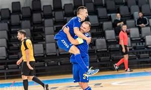 """Į LFF futsal taurės finalą žengė """"Aleksotas"""" ir """"Vytis"""""""