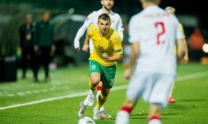 Nesėkminga rungtynių pradžia lėmė pralaimėjimą Baltarusijos rinktinei