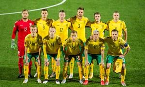 Birželį – Lietuvos vyrų rinktinės kovos Baltijos taurėje