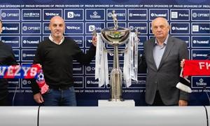 J. Martins tikisi dar vieno istorinio pasiekimo, S. Širmelis laukia futbolo šventės