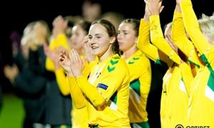 Rumunijos moterų rinktinė – elitinėse Europos lygose žaidžiančių futbolininkių vidutiniokė