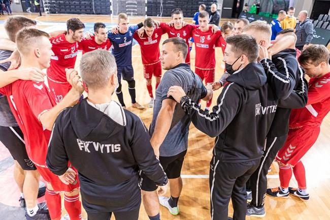 """""""Žalgiris"""" vienija jėgas su Lietuvos salės futbolo čempionu Kauno """"Vyčiu"""""""