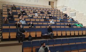 Atletinio rengimo trenerių tema – Kaune vykusio seminaro dėmesio centre