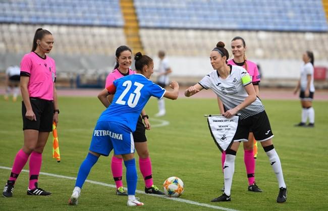 Lietuvės teisėjavo UEFA Čempionių lygos rungtynėse Kipre