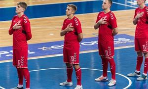 Lietuvos futsal rinktinė kontroliniame mūšyje neatsilaikė prieš Sakartvelą