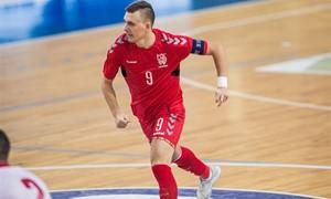 Pasiruošimas pasaulio salės futbolo čempionatui: Lietuva – Sakartvelas 2:2
