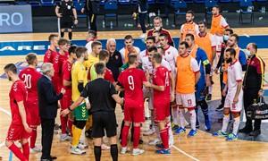 Lietuva antrą kartą nusileido Juodkalnijai ir baigė savo pasirodymą Europos čempionato atrankoje