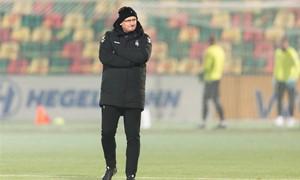 "V. Urbonas po pralaimėjimo Kosove: ""Susitikome su stipriu oponentu"""