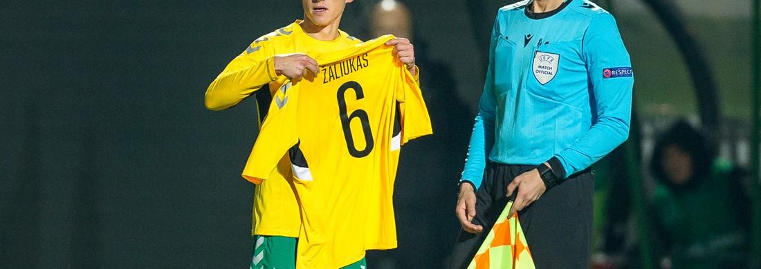 Kontrolinėse rungtynėse – lietuvių pergalė prieš Farerų rinktinę