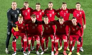 Lietuvos jaunimo U-21 užtikrintai nugalėjo San Marino atstovus