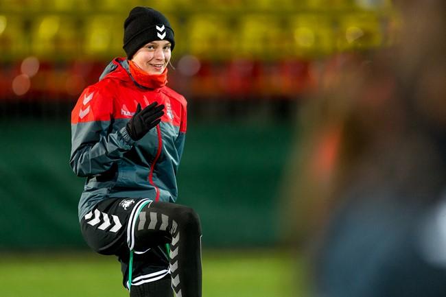 Dovilė Dockaitė: Apie karjeros pradžią ir futbolininko idealą