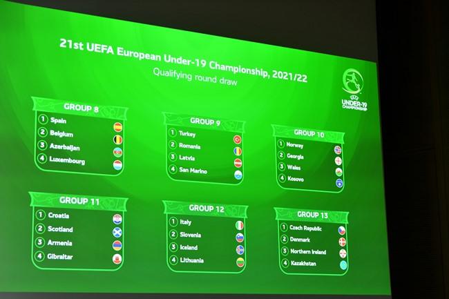 Vaikinų U-19 rinktinė rudenį rungsis Europos čempionato atrankos turnyre
