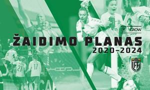 """LFF pristatė strategiją """"Žaidimo planas 2024"""""""