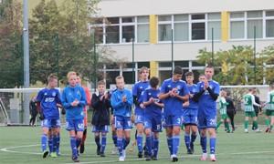 Elitinės jaunių lygos čempionato pirmosios pusės apžvalga