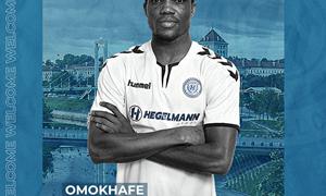 """FC """"Hegelmann Litauen"""" gretose - ambicingas nigerietis"""