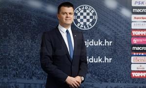 """M. Nikoličius tapo naujuoju """"Hajduk"""" sporto direktoriumi"""