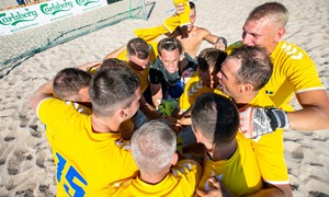 Paplūdimio čempionato burtai čempioną ir vicečempioną suvedė į vieną grupę