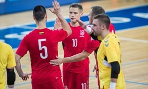 Debiutantais pasipildžiusi Lietuvos salės futbolo rinktinė laikys du kontrolinius testus Nyderlanduose
