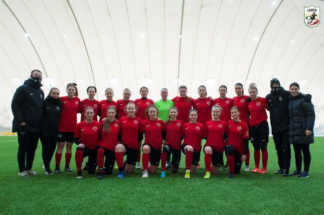Moterų A lyga 2021: debiutantas FK Vilnius