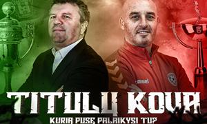 Akis į akį: kuriam Lietuvoje gerai žinomam specialistui pavyks sezoną pradėti pergale?