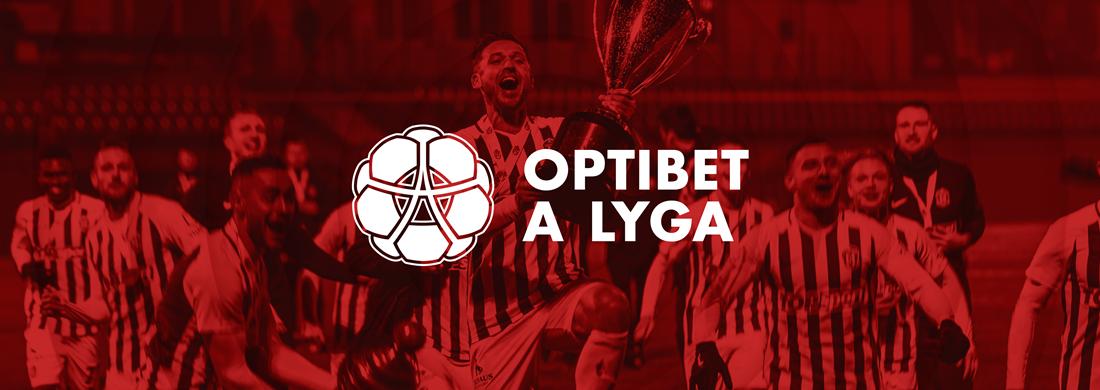 """Generaliniu A lygos rėmėju tampa """"Optibet"""", pradedama partnerystė su TV3 žiniasklaidos grupe"""