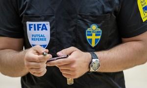 Teisėjai ruošiasi FIFA Futsal Pasaulio čempionatui: startavo naujas projektas