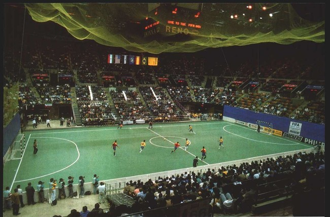 Pasaulio Futsal čempionatai: nuo taikos pusryčių Honkonge iki virsmo Ispanijoje