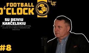 Deivis Kančelskis – apie jaunų futbolininkų ugdymą, LVJUFA ir futbolo tendencijas ateityje