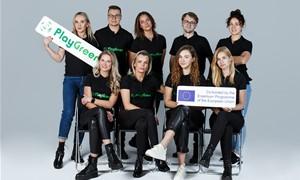 Lietuvos Žalioji komanda – tarptautinio projekto laimėtoja