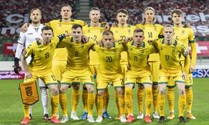 Ankstyvą įvartį praleidę lietuviai pasaulio čempionato atrankos ciklą pradėjo nesėkme