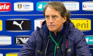 """Italų strategas R. Mancini: """"Pirmame kėlinyje lietuviai gynėsi labai gerai"""""""