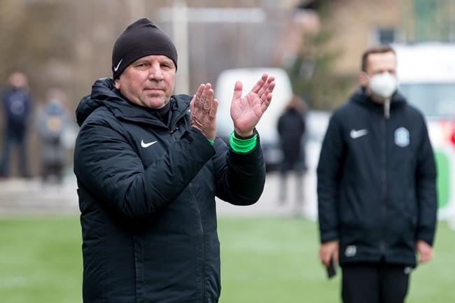 """V. Čeburinas – apie prisijungimą prie """"Žalgirio"""", etapą """"Sūduvoje"""" bei laiką be futbolo"""