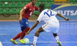Svarbūs pokyčiai CONCACAF salės futbolo čempionato varžybose