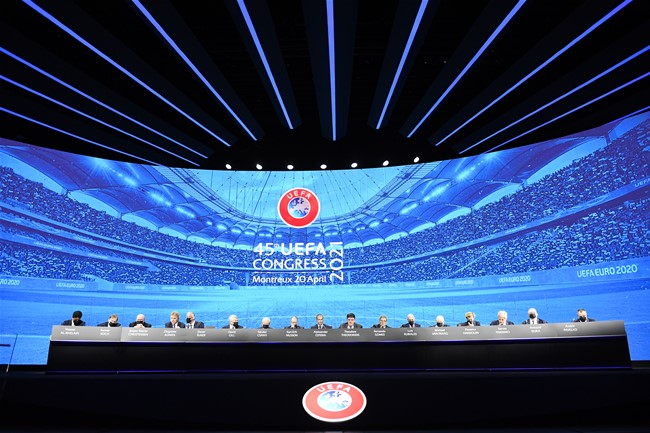 Visos 55 UEFA narės viešai pasmerkė naujai kuriamą Superlygą