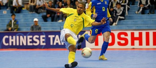 """Ambicingas brazilų legendos pareiškimas: """"Manau, kad esu geriausias visų laikų futsal žaidėjas"""""""