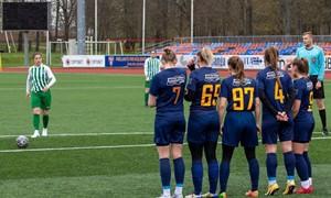 Moterų A lygos 5 turas: pirmojo rato pabaiga ir R. Jonušaitės šimtas